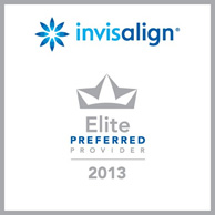 Invisalign Elite Preferred Provider 2013